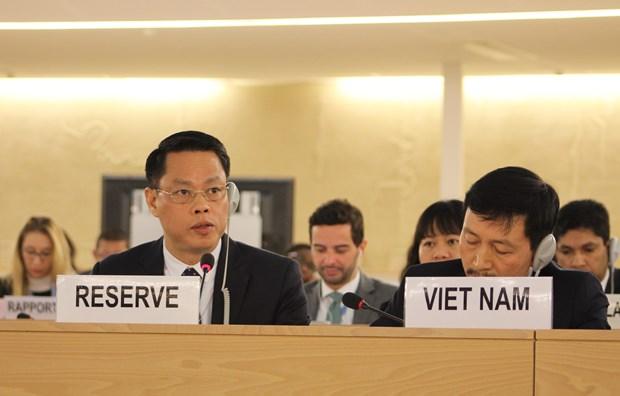 各国高度评价越南保护和促进人权的成果 hinh anh 3