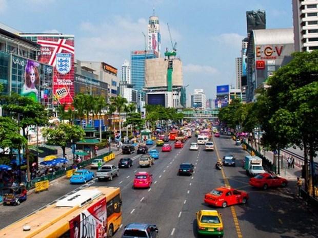 柬泰提出在2020年前将两国双边贸易额提升为150亿美元的目标 hinh anh 1