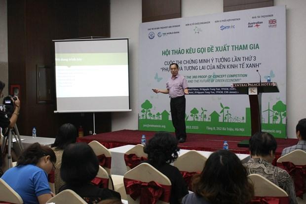 设想验证比赛有助于加强越南创业生态体系连接性 hinh anh 1