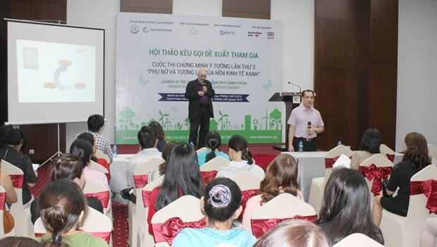设想验证比赛有助于加强越南创业生态体系连接性 hinh anh 2