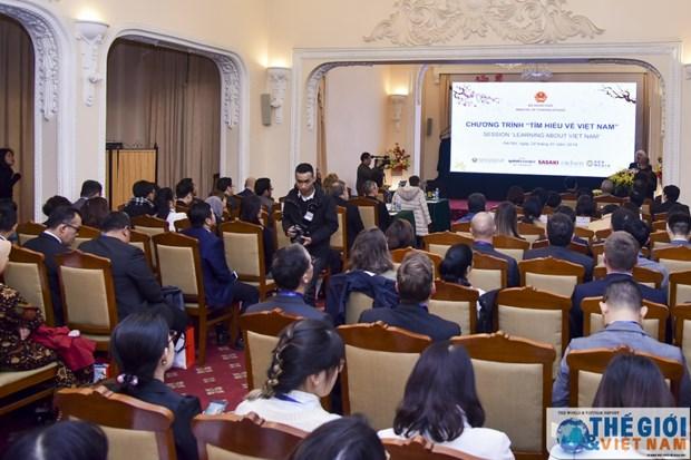 2019年探索越南日:促进与各国的友好合作关系 hinh anh 1