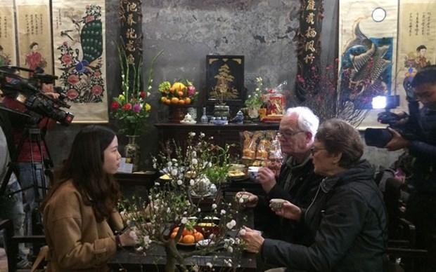 体验河内市民传统春节系列活动将在古街区举行 hinh anh 1