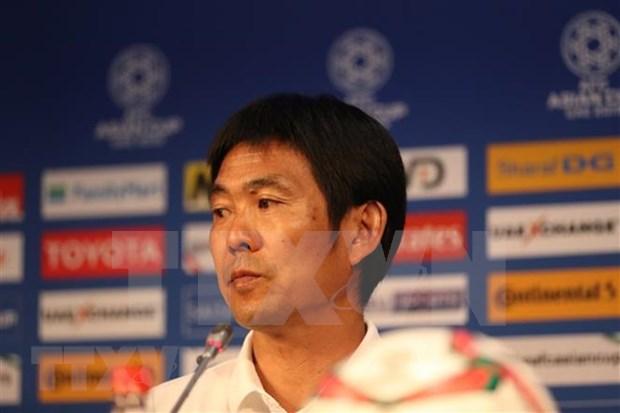 2019年阿联酋亚洲杯1/4决赛:主教练朴恒绪对越南球员的表现感到骄傲 hinh anh 2