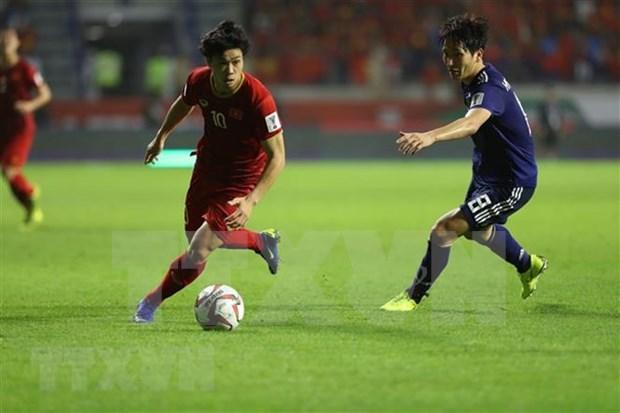 2019年阿联酋亚洲杯1/4决赛:主教练朴恒绪对越南球员的表现感到骄傲 hinh anh 1