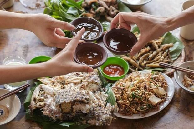 步村——保护和传承泰族文化之地 hinh anh 2