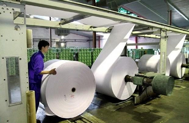 越南纸制品总公司努力实现2019年营业收入达2.6万亿越盾的目标 hinh anh 1