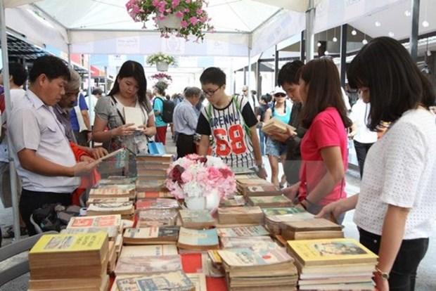 2019己亥年春节书街将展览介绍近10万种图书 hinh anh 1