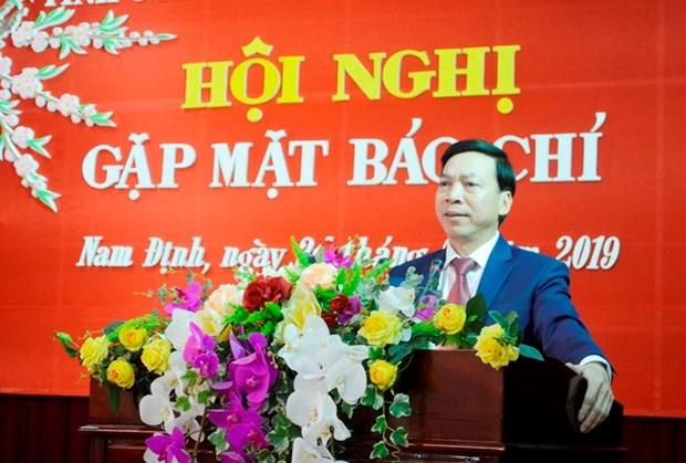 南定是越南新农村建设的领头羊之一 hinh anh 1