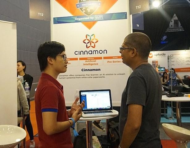 越日人工智能创业公司Cinnamon成功获得1500万美金融资资金 hinh anh 1