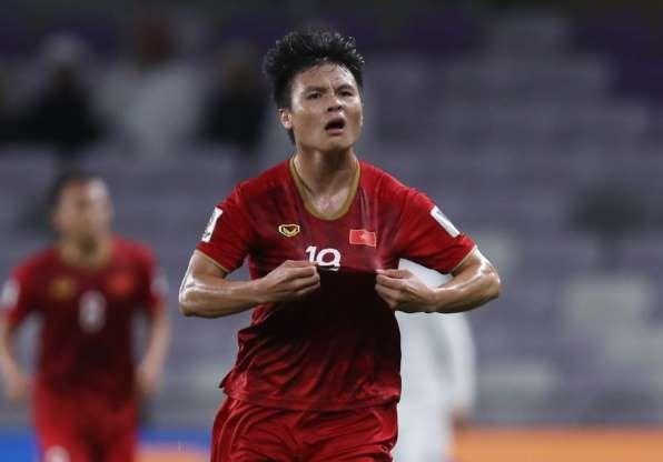 阮光海和段文厚跻身2019年亚洲杯五名最佳U21球员 hinh anh 1