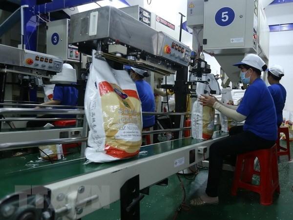 越南优质大米产品得到全球广大消费者的认可 hinh anh 1