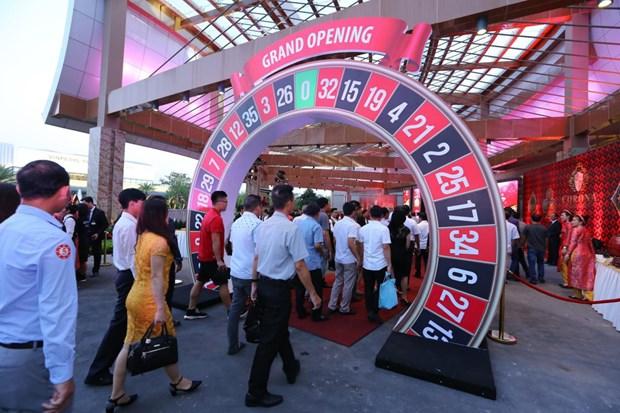 越南富国岛Corona赌场正式开业 hinh anh 2
