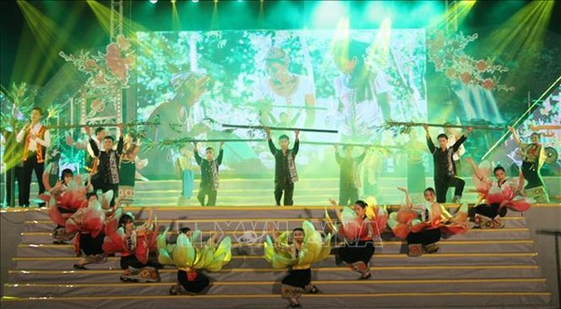 谅山和乂安等省举办多彩活动迎接2019年春节 hinh anh 4