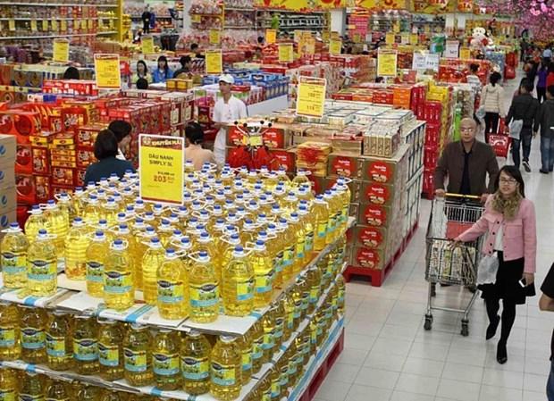 2019年1月河内市消费者物价指数增长0.22% hinh anh 1