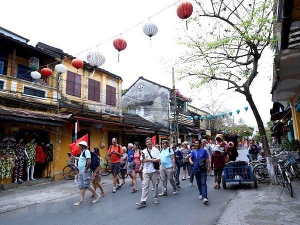 2019年1月越南国际游客到访量超过150万人次 hinh anh 1
