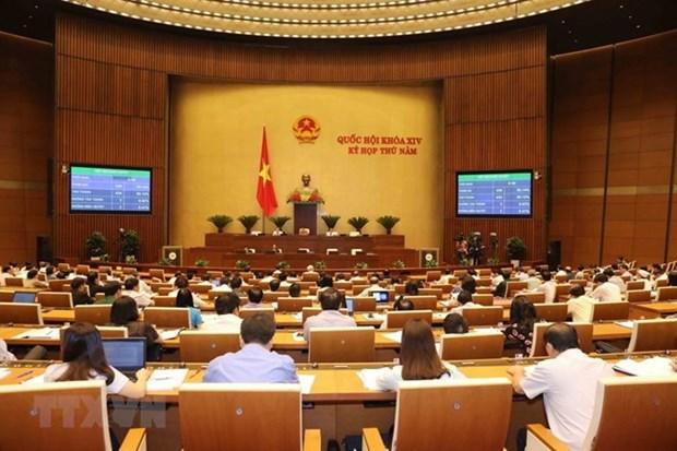 政府总理对三项法律草案的草拟工作进行安排部署 hinh anh 1