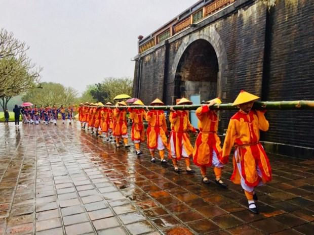越南多地举行2019年迎春活动 hinh anh 1