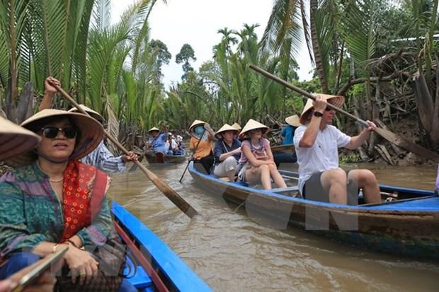 2019年1月越南国际游客到访量超过150万人次 hinh anh 2