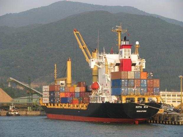 SITC开通越南岘港至日本的国际航线 hinh anh 1