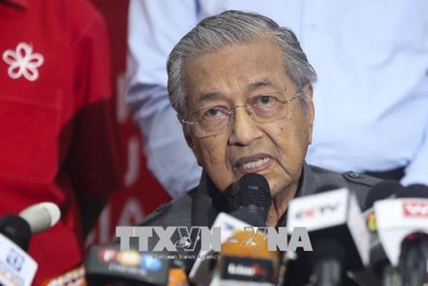 马来西亚未终止东海岸铁路项目 hinh anh 1