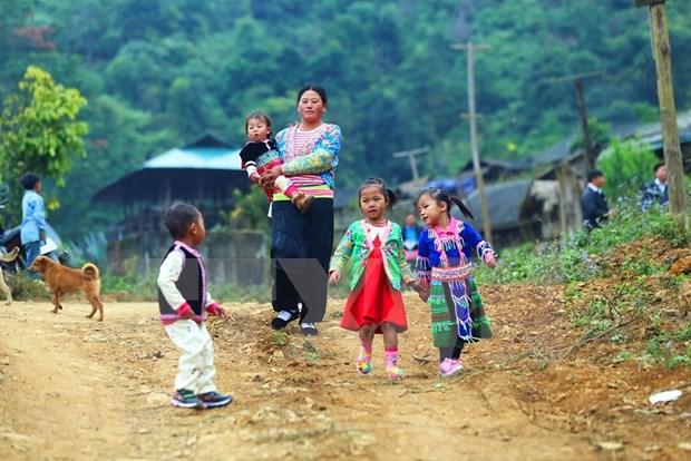63亿越盾用于帮扶少数民族地区儿童和贫困群众 hinh anh 1