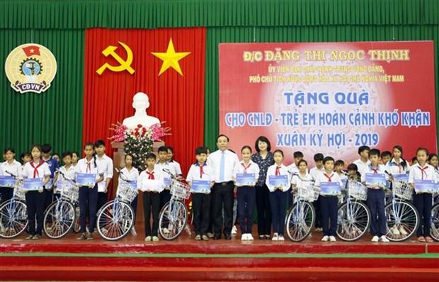 国家副主席邓氏玉盛出席越南共产党建党89周年庆祝活动 hinh anh 2