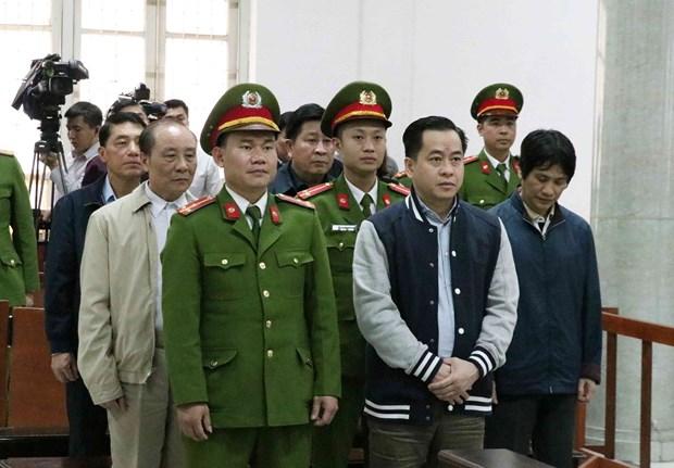潘文英武被判15年有期徒刑 hinh anh 1