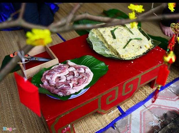"""""""春节粽子-传统风味""""活动 再现宫廷过年习俗 hinh anh 2"""