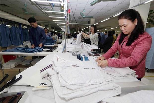 2019年1月份越南货物进出口额同比增长0.89% hinh anh 1