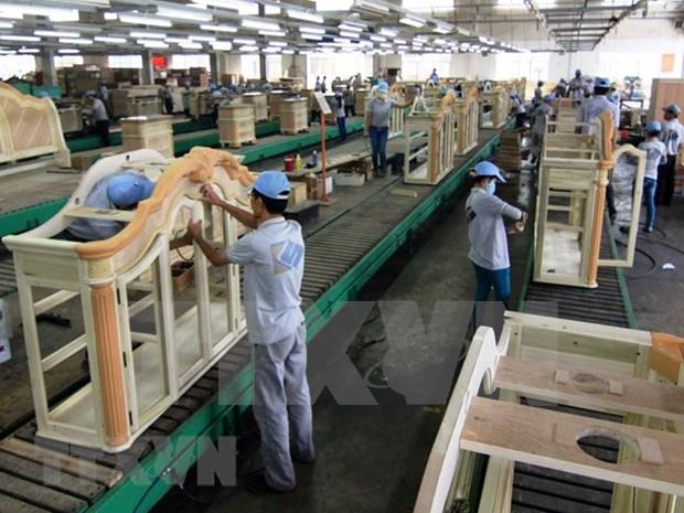 今年1月份林产品出口额达11% hinh anh 2