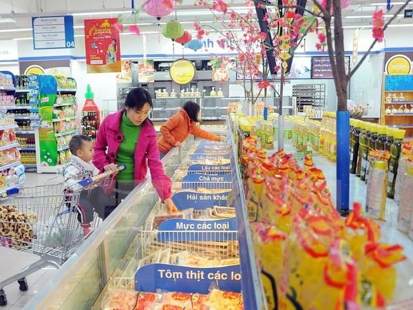 越南工贸部:确保春节期间市场供求平衡物价稳定 hinh anh 1