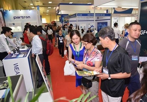 许多高技术产品将亮相2019年越南国际贸易展览会 hinh anh 1