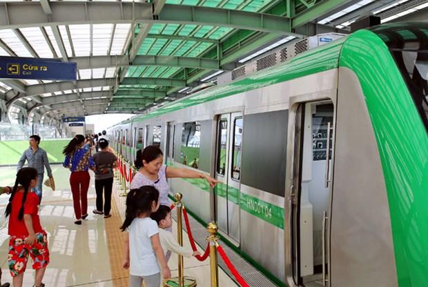 大力吸引私营投资者对城市铁路的投资 hinh anh 1