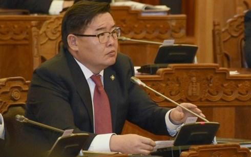 越南国会主席向蒙古国新任议会议长致贺电 hinh anh 1