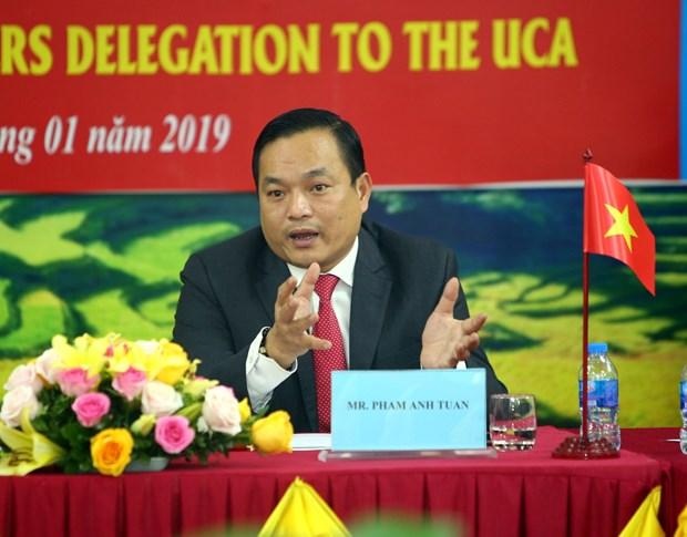 日本企业寻找对越南农产品投资合作商机 hinh anh 2