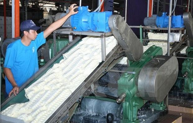 越南橡胶市场2019年第一季度持续低迷 hinh anh 1