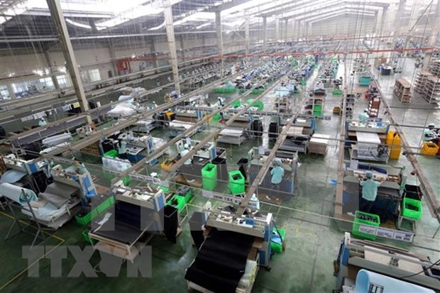 河南省力争2019年工业产值增长12.3% hinh anh 1