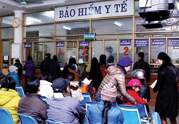 越南医保覆盖率超过87% hinh anh 1