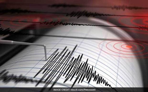 印尼苏门答腊岛南部海域发生6.1级地震 hinh anh 1
