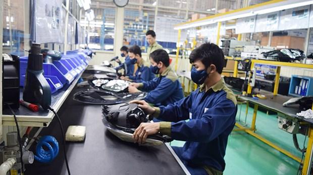 茶荣省改善竞争力指数 大力引进投资 hinh anh 1