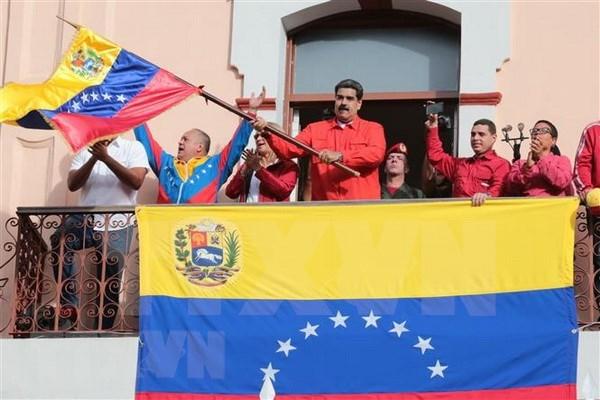 越南人民一直深切关注委内瑞拉国情 hinh anh 1