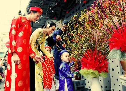 越南春节风俗——冲年喜 hinh anh 1