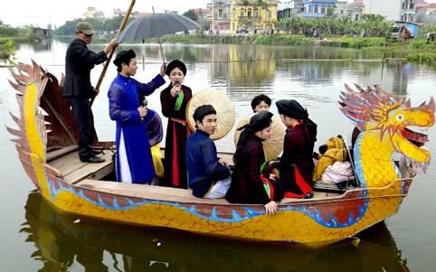 春天——庙会的季节 hinh anh 2