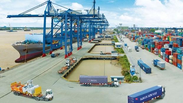 西贡新港力争2019年集装箱吞吐量达500万标准箱 hinh anh 1