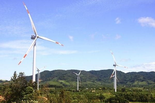 广治省为风电领域引进战略投资者 hinh anh 1