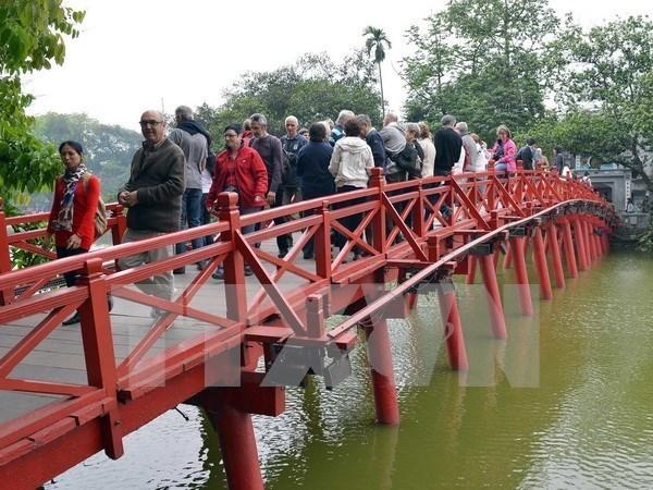 河内市展开建设智慧旅游系统 hinh anh 1