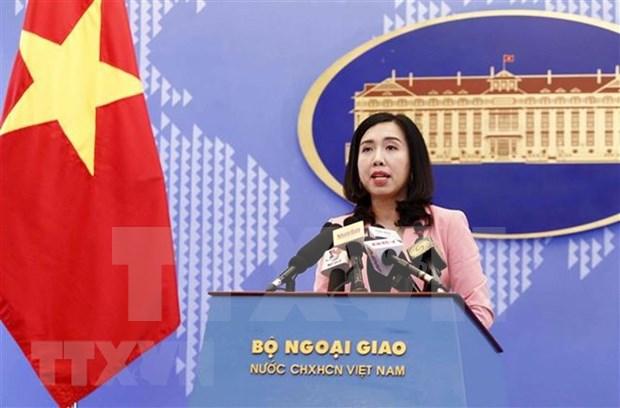 越南对美朝领导人举行第二次会晤表示欢迎 hinh anh 1