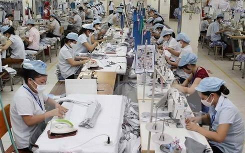 CPTPP正式生效:越南纺织服装企业迎来扩大市场的商机 hinh anh 1