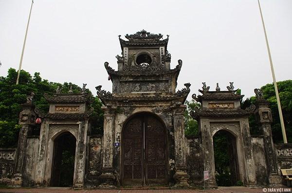钟寺——凝聚兴安文化历史特色之地 hinh anh 1