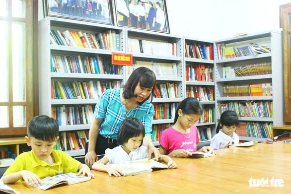 乂安省努力推广阅读文化 促进全民阅读 hinh anh 1